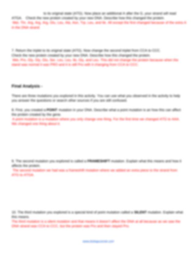 Kaden_Robinson_-_DNA_Mutation_Simulation_Worksheet - Name ...