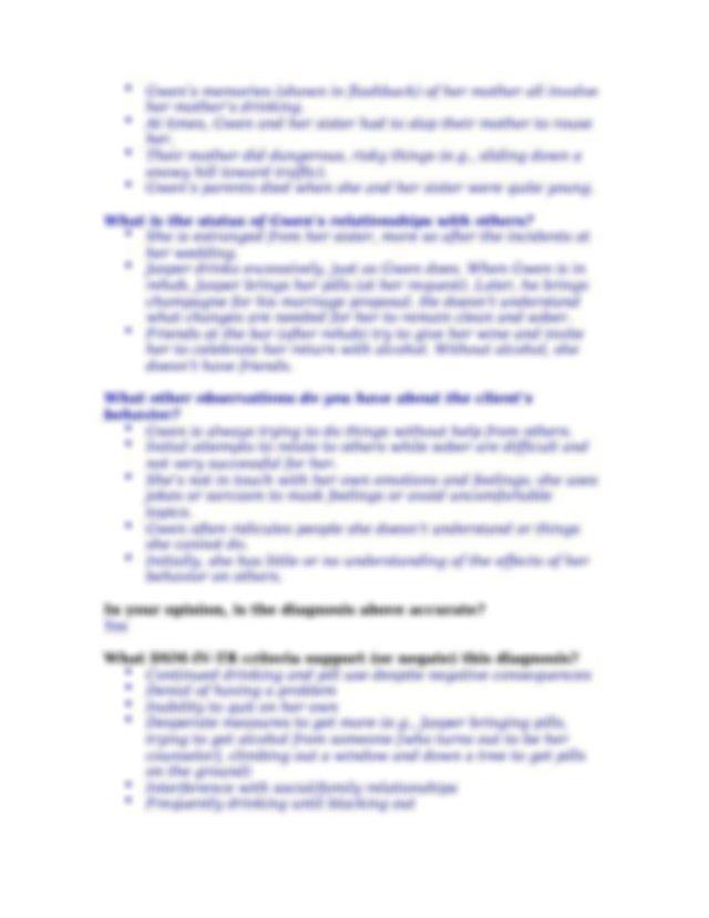 28Days.doc - Sample Answer Key for Worksheet to Accompany ...