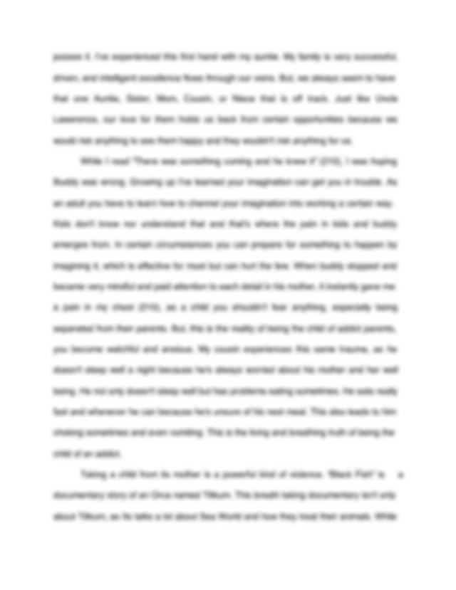 Essay goal