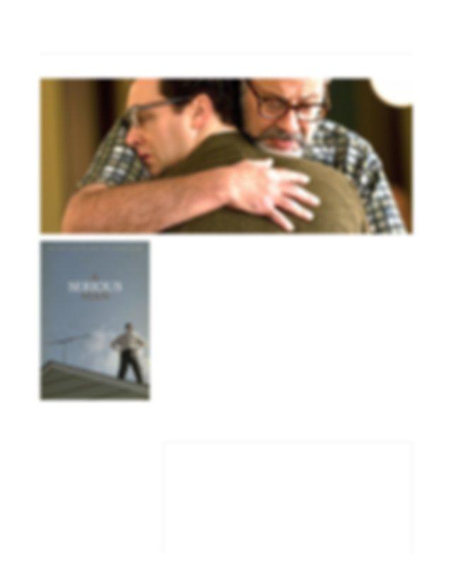 A serious man - Ethan Coen, Joel Coen, Michael Stuhlbarg