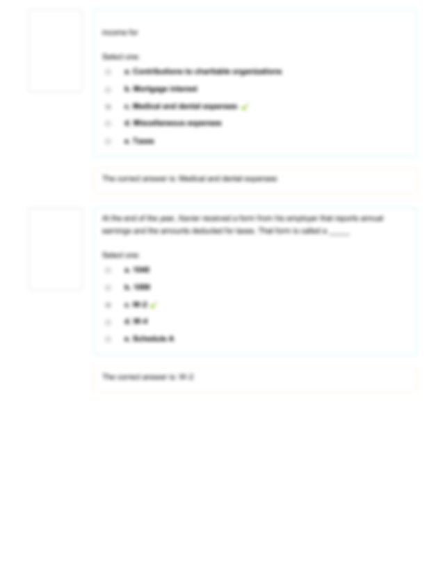 Topic 3 Quiz - Results Pdf  Moodle