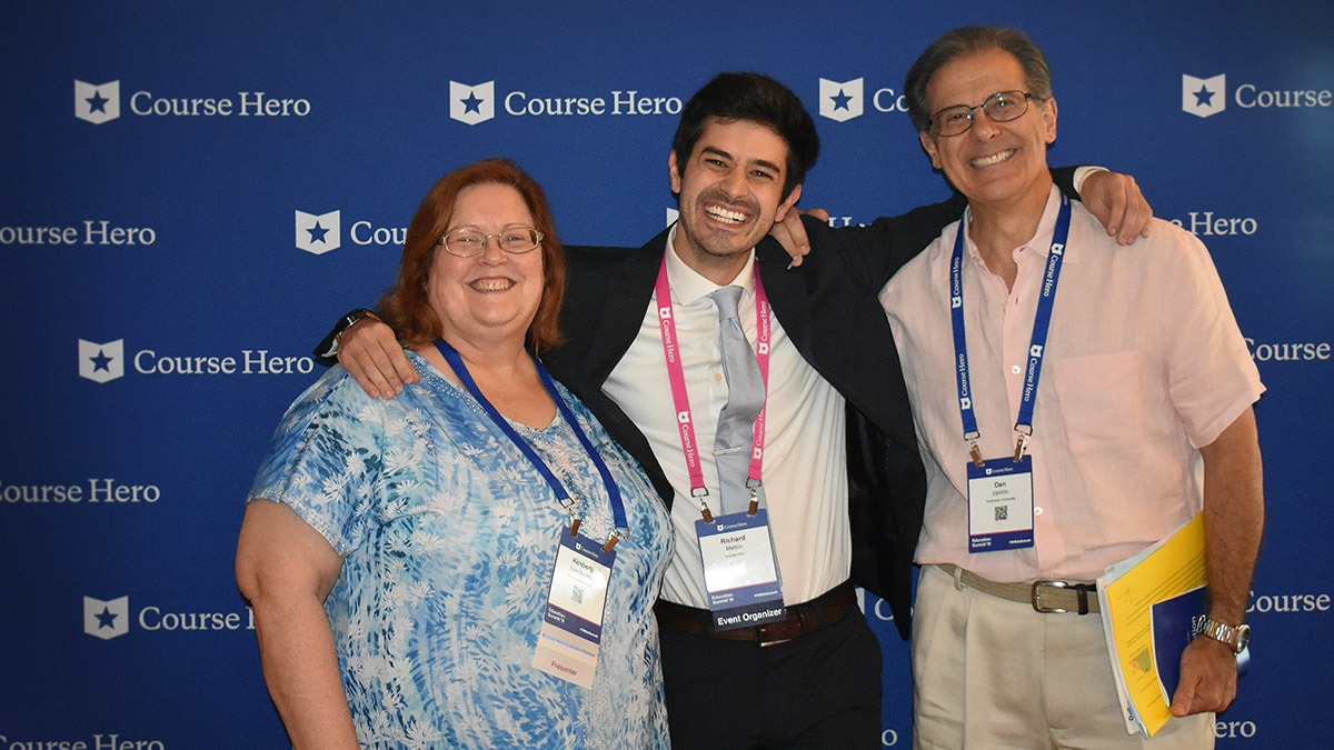 course hero education summit review