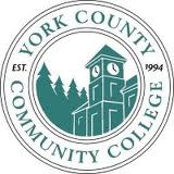 York County Community College logo