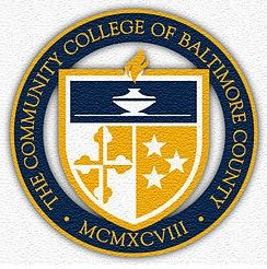 Community College of Baltimore County logo