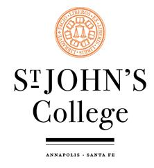 St. Johns College MD logo