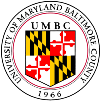 University of Maryland, Baltimore County logo