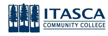 Itasca Community College logo