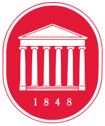 University of Mississippi School of Law logo