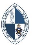 Saint Augustines University Raleigh logo