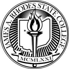 James A. Rhodes State College logo