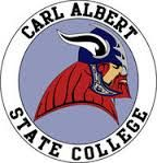 Carl Albert State College logo