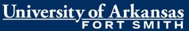 Arkansas Fort Smith logo