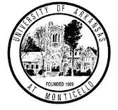 Arkansas Monticello logo