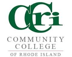 Community college of RI logo