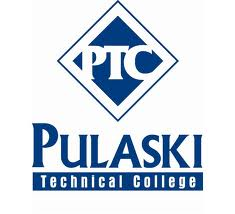 Pulaski Technical College logo