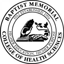 Baptist College of Health Sciences logo