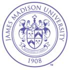 James Madison University logo