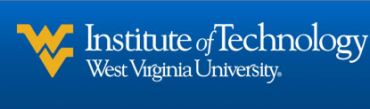 West Virginia University, WVU Tech logo