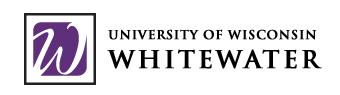 Wisc Whitewater logo