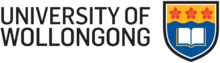 University of Wollongong, Australia logo