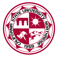 CSU Northridge logo