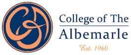 College of the Albemarle logo