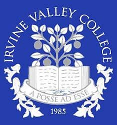 Irvine Valley College logo