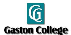 Gaston College logo