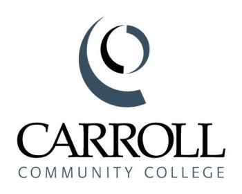 Carroll Community College logo