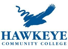 Hawkeye Community College logo