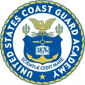 Coast Guard Academy logo