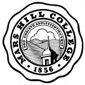 Mars Hill College logo