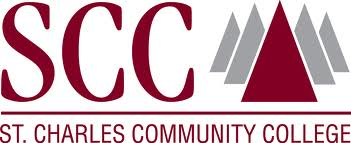 St Charles Community College logo