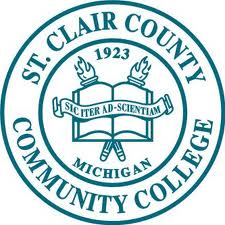 St Clair County Community College logo