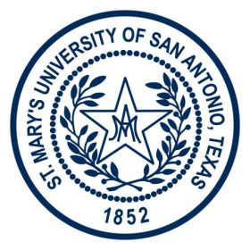 St. Mary's University logo