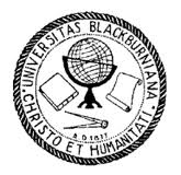 Blackburn College logo