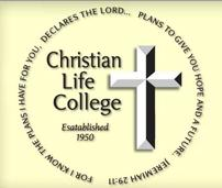 Christian Life College logo
