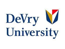 DeVry University, Oak Brook logo