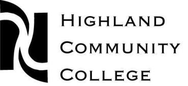 Highland Community College logo