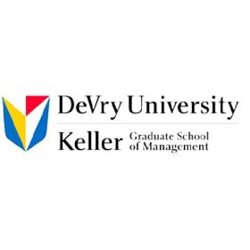 DeVry University, Keller Graduate School of Management logo