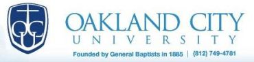 Oakland City logo