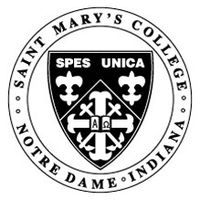 Saint Marys College Indiana logo