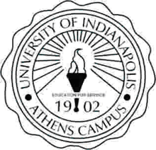 University of Indianapolis logo