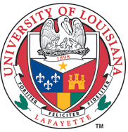 University of Louisiana, Lafayette logo