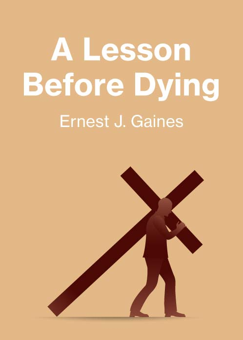 an analysis of the novel a lesson before dying by ernest j gaines A lesson before dying is the eighth novel of author and louisiana native ernest j gainespublished in 1993, the story chronicles the intersecting lives of two southern african american men in the 1940s.