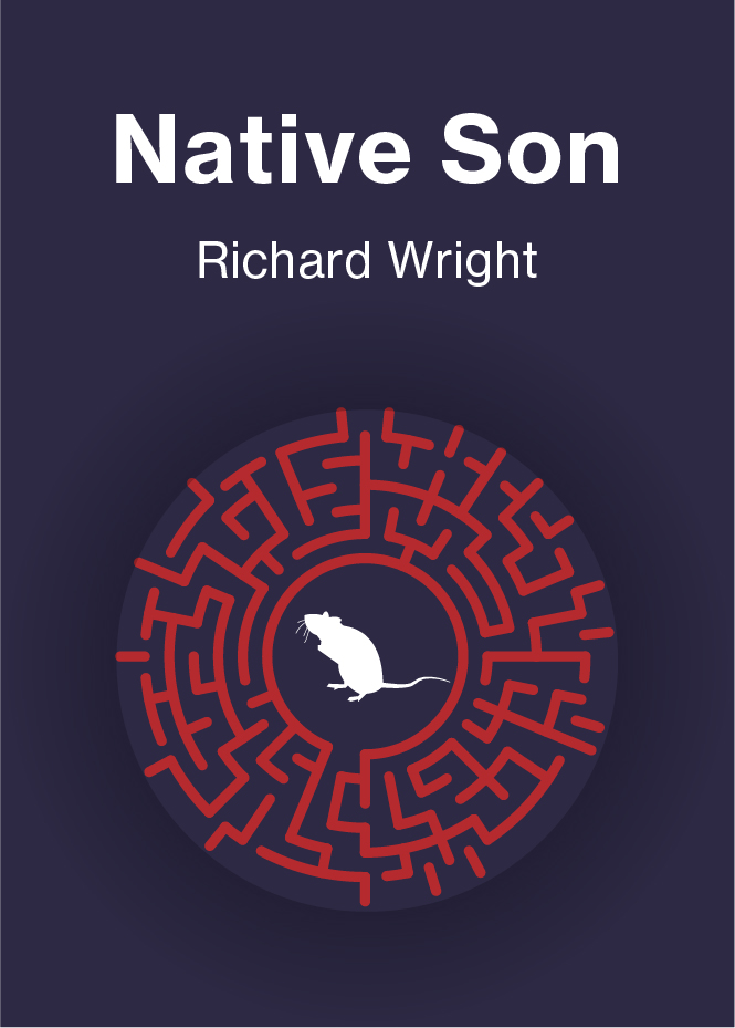 literary devices in native son