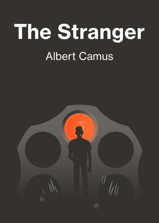 finding ones true identity through an encounter with death in the stranger by albert camus Albert camus (/ k æ ˈ m uː / french:  camus put the painter and set decorator mayo, who had already illustrated several of camus' novels (the stranger, 1948 edition), in charge of the demanding task of designing these multiple and complex theater sets  camus was one of only a few mainland journalists to visit the colony,.