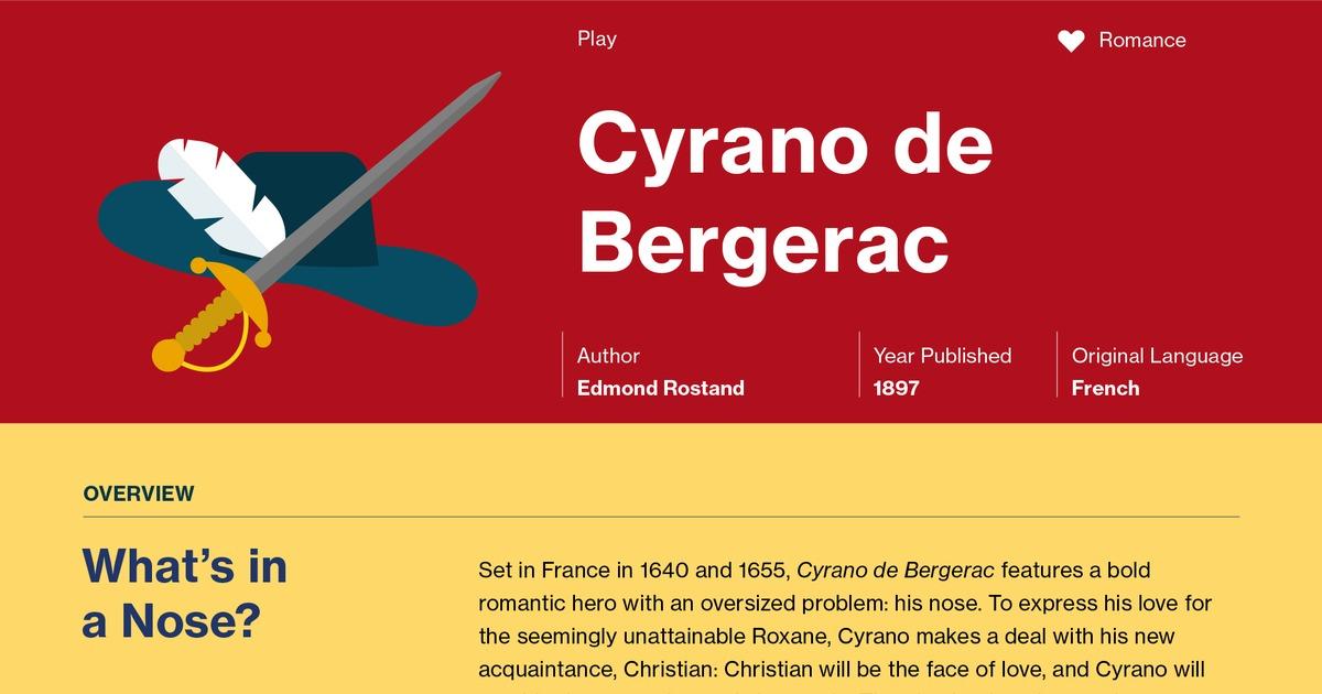 cyrano essay