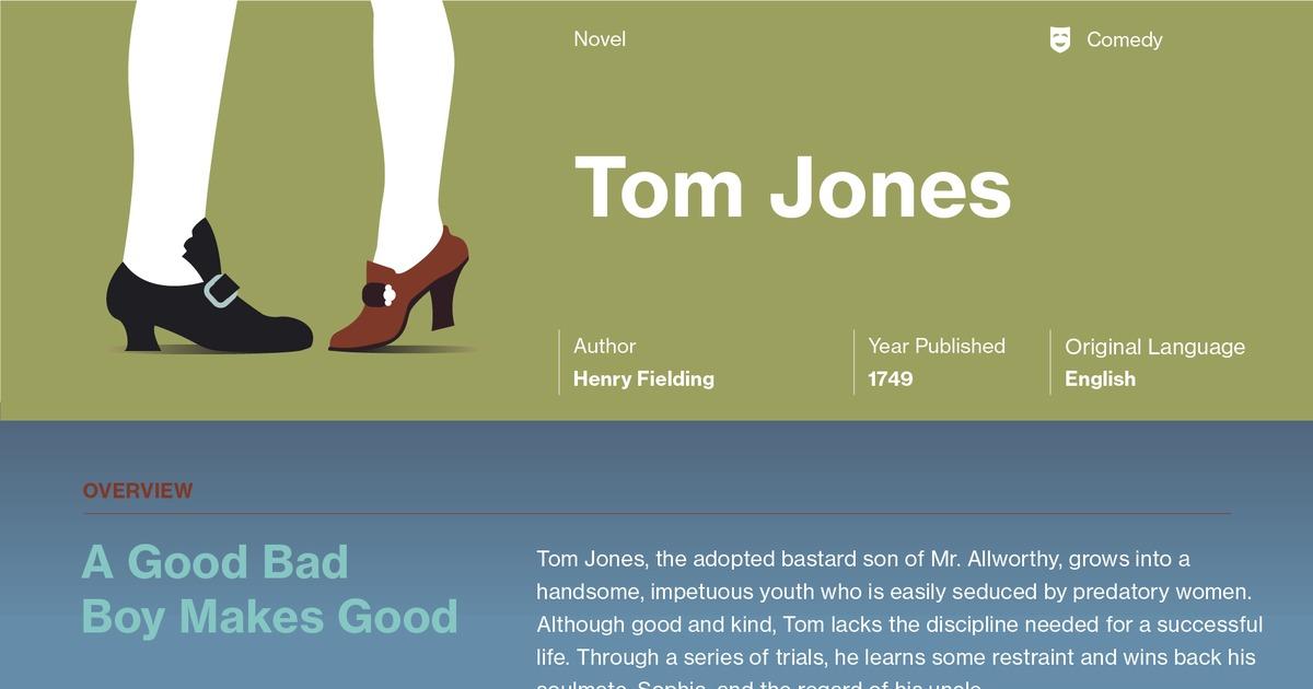 Tom Jones Chapter Summaries Course Hero