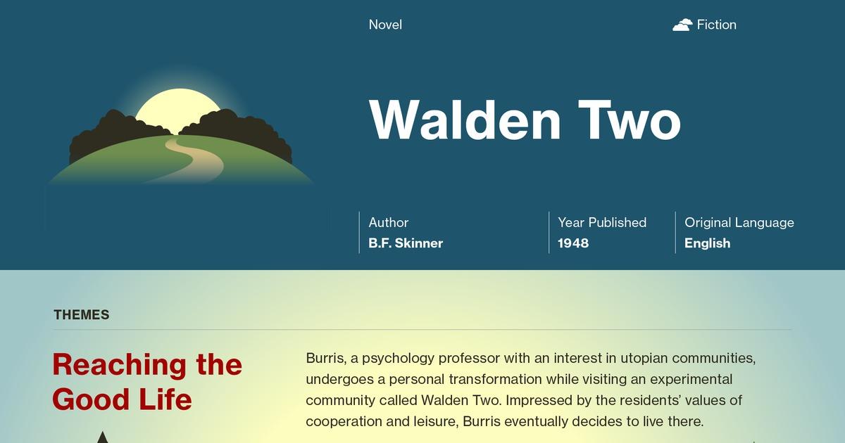 walden two community